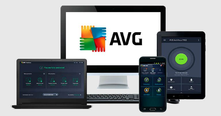 AVG antivirus - Post Thumbnail